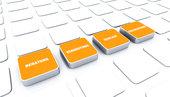 3d pads orange - rental sales finanzierungsberatung 3