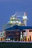Industry boiler in Oil Refinery Plant