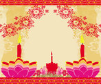 abstract diwali celebration background,vector illustration