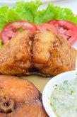 Fried fish, Thai food style