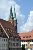 Sebaldus Church in Nuremberg