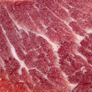 Raw meat chop background