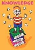 knowledge education concept