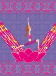 yoga lifestyle card