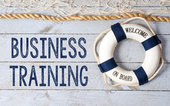 Business Training - Welcome on Board