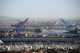 los angeles industrial and sailing port