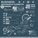 Business Infographic Elements