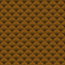 Abstract geometric plain background. Seamless ellipses pattern diagonally in ocher brown shades with black.
