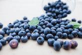 freshly blueberry fruit antioxidant food
