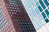 Modern architecture building background