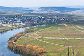 Panoramic view over the Moselle valley
