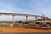 Industrial Construction Highway Overhead Concrete Road Ramps